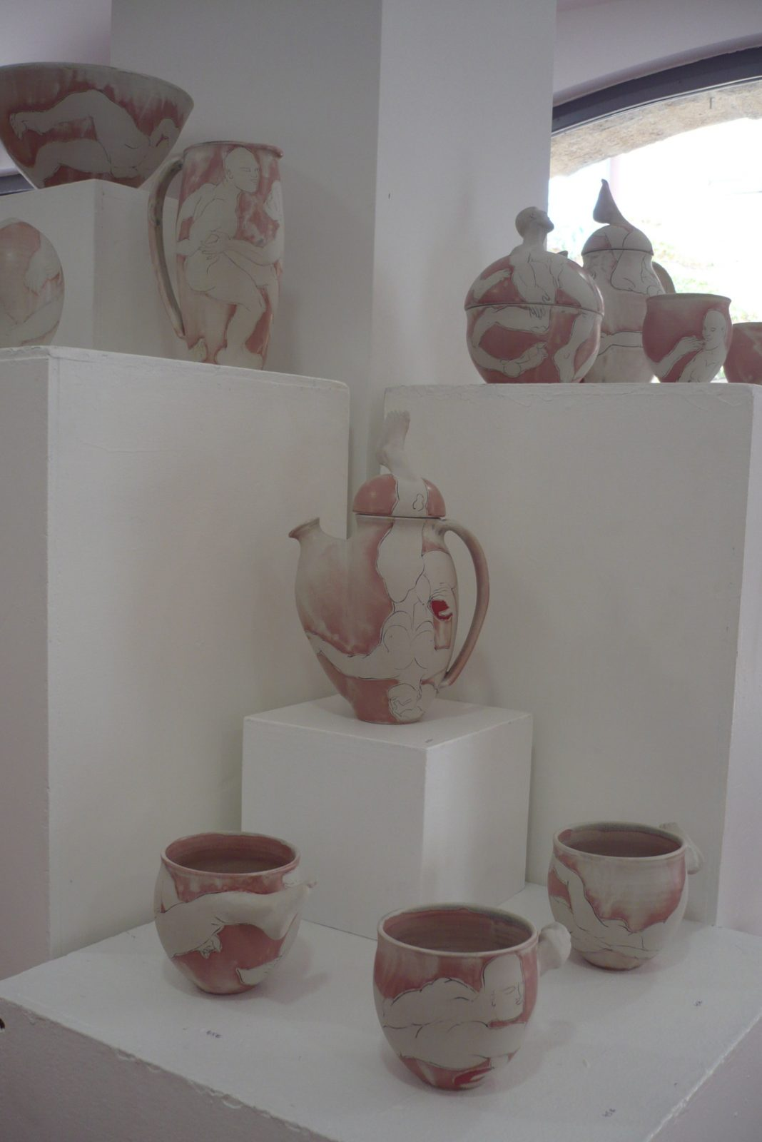 Démonstration du garnissage – Atelier 45 ceramic (4)