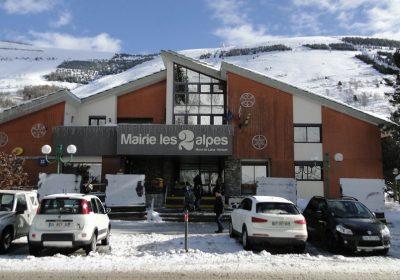 Mairie de Les Deux Alpes