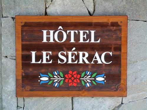 Hôtel Restaurant Le Serac