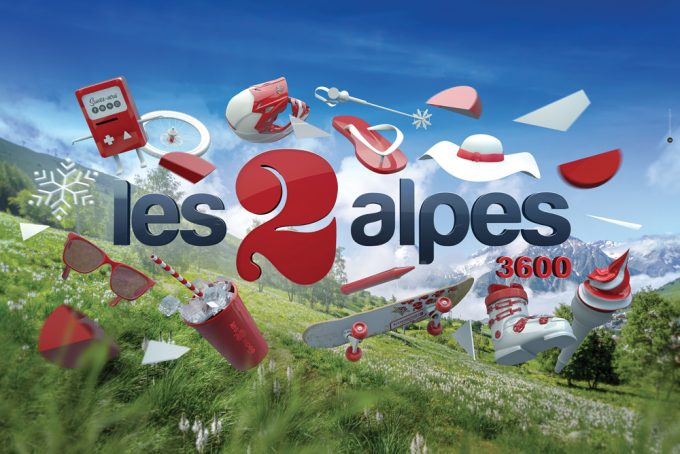 2 Alpes hiver
