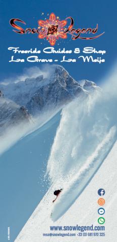 Affiche SnowLegend