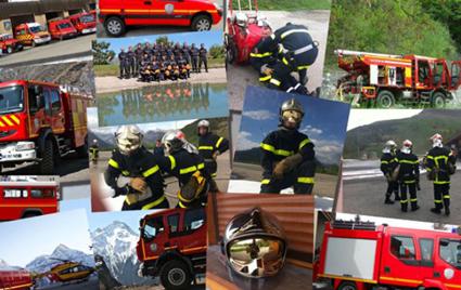 Pompiers 2 Alpes