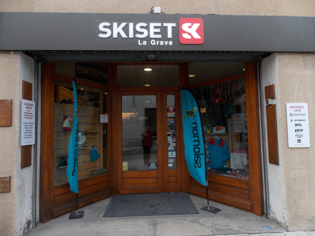 Magasin de sports SKISET