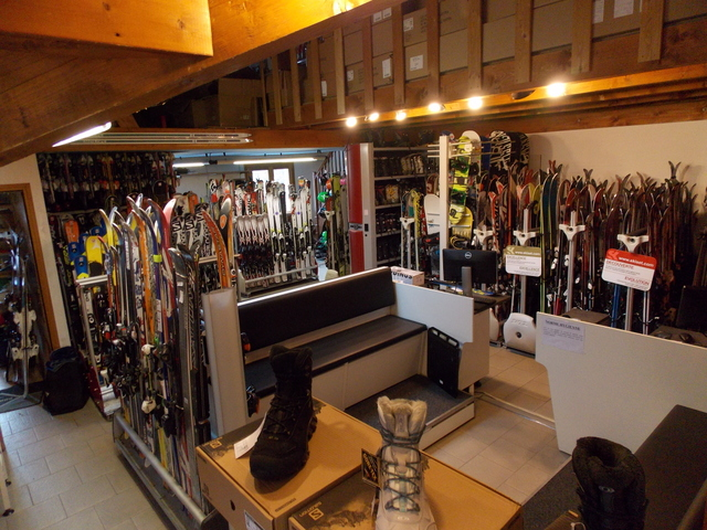 Magasin de sports SKISET (1)