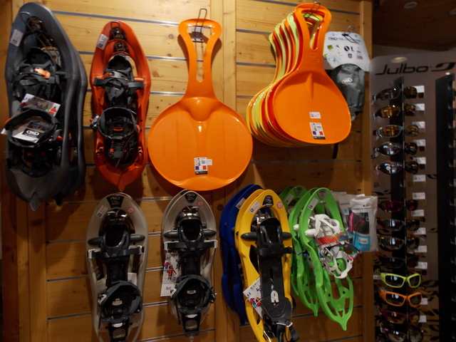 Magasin de Sports SkiSet La Grave
