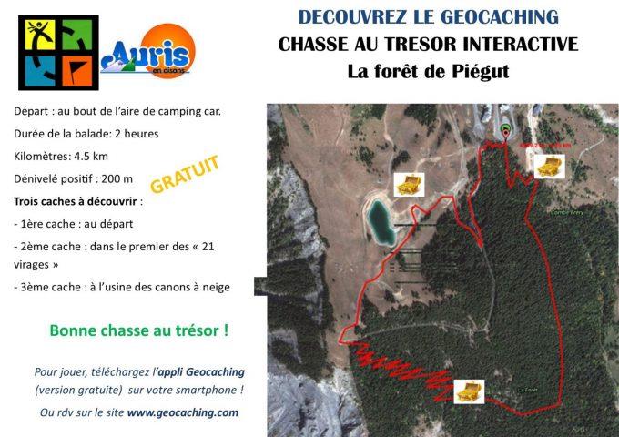 Tour de Piégut