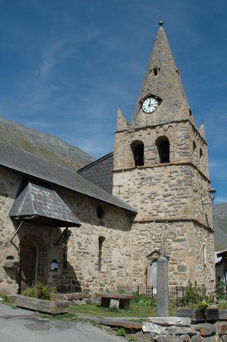 Eglise des Hières