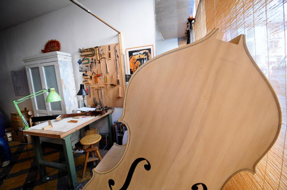 Atelier de Lutherie – Luthière (4)