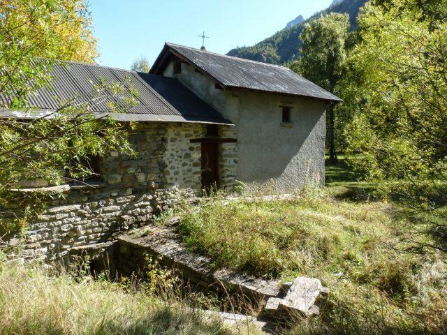 Moulin à grains de Villar d'Arène