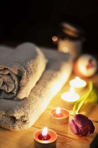 Visuel Massage énergétique Laetitia