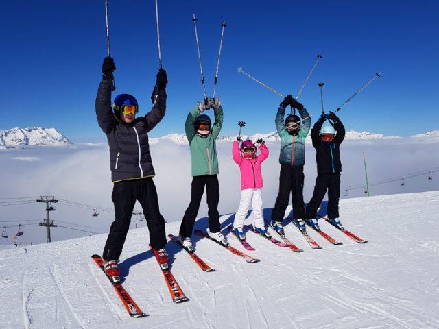 Ecole de ski et snowboard Proski