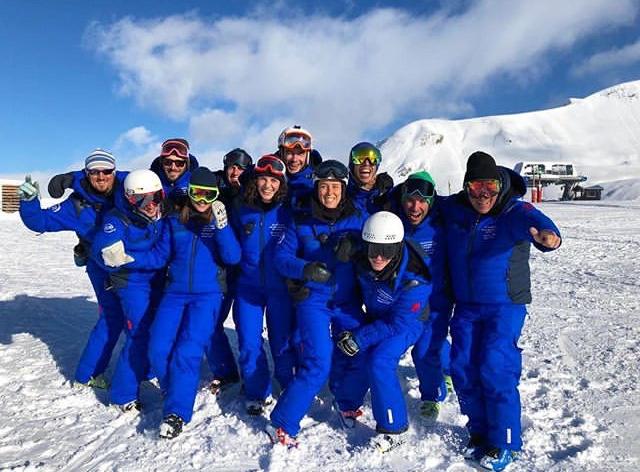 Ecole de ski et snowboard Européenne