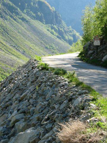 Route de la Bérarde