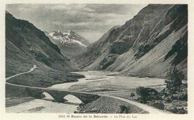 Route de la Bérarde autrefois