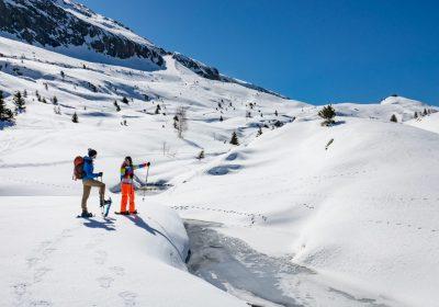 L'Alpette, tour du Lac Carrelet