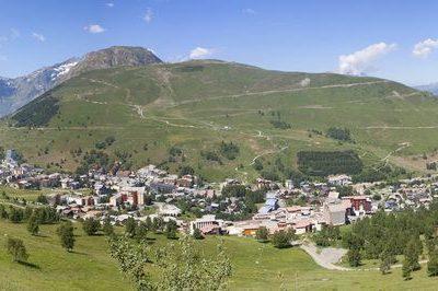 Randonnée Les Balcons des 2 Alpes