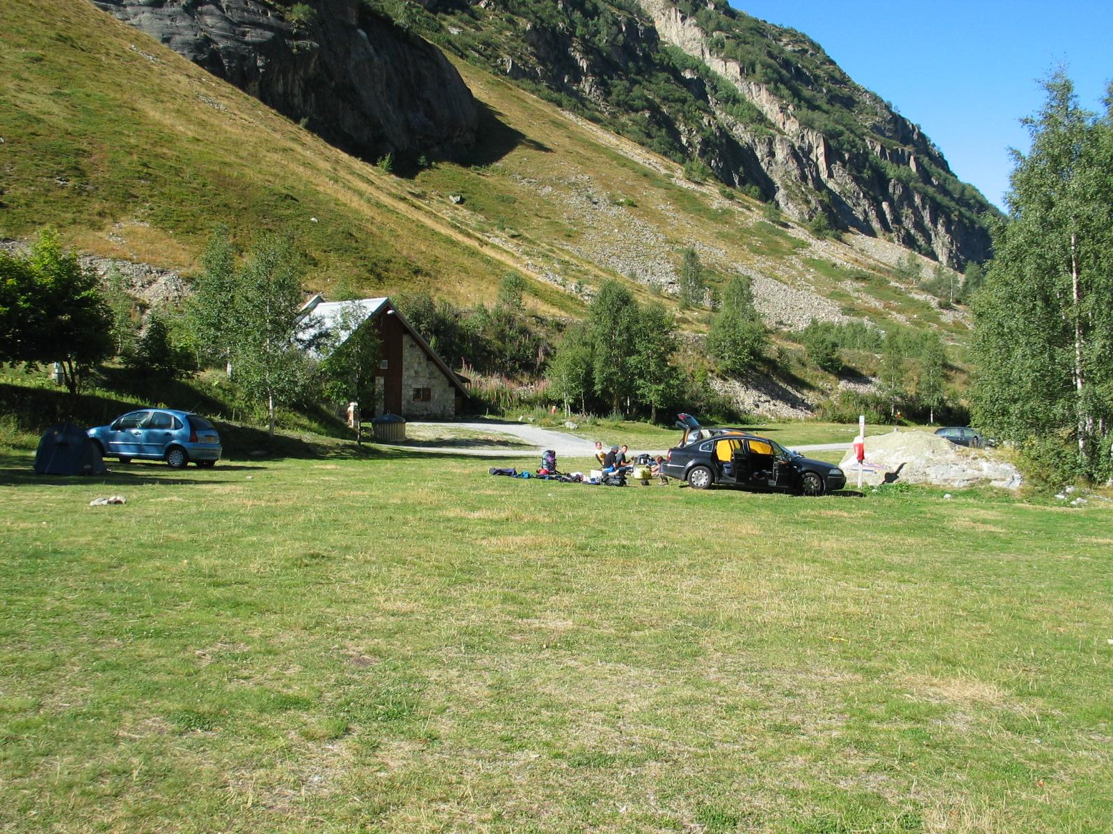 Camping de la Bérarde (1)