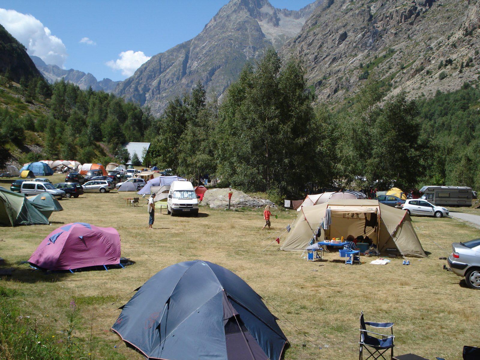 Camping de la Bérarde (2)