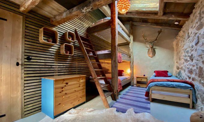la Bergerie _ chambre dortoir