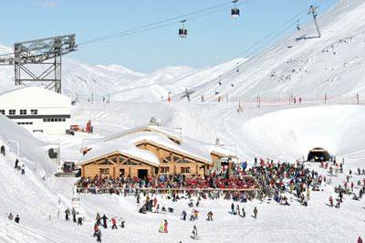 Restaurant d'altitude – Chalet La Toura – Alt 2600m