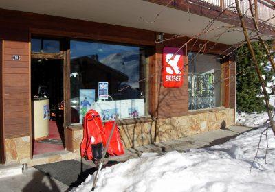 Henri Sports VI – Skiset (Centre Station)