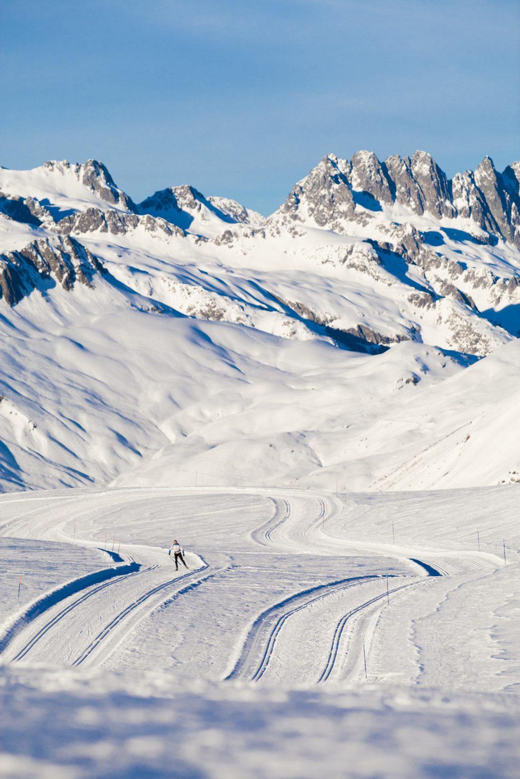 Domaine nordique de l'Alpe d'Huez
