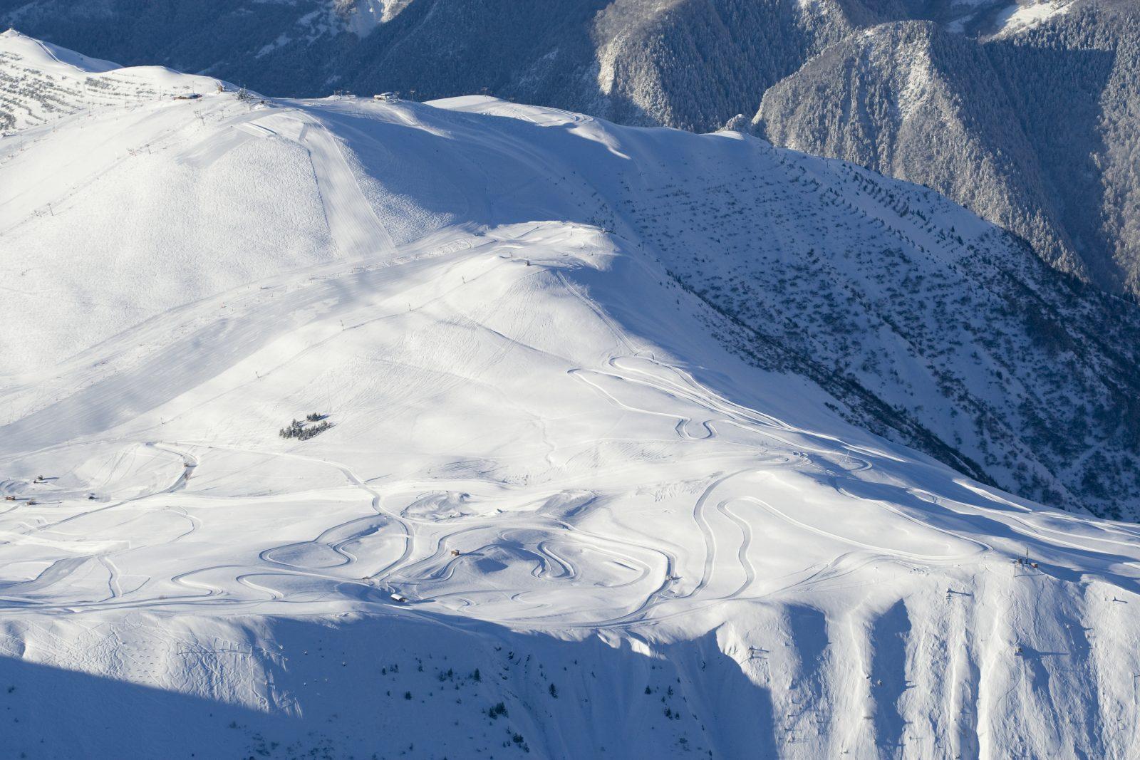 Domaine nordique de l'Alpe d'Huez (1)