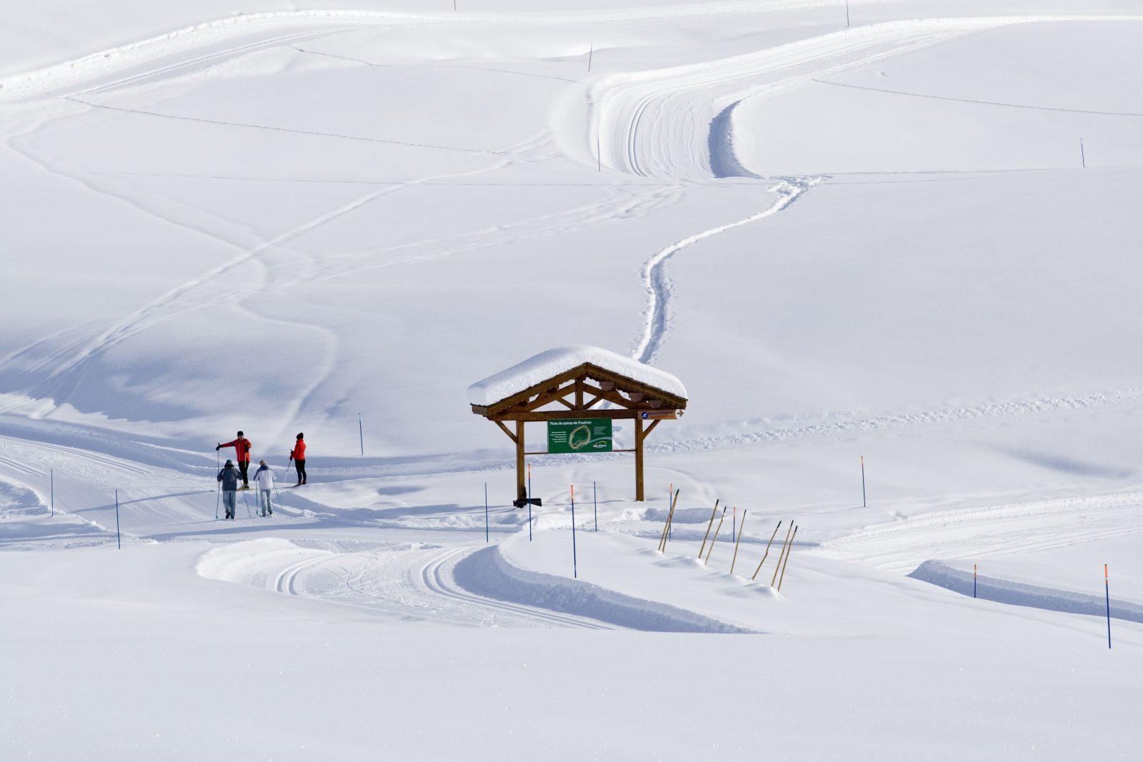 Domaine nordique de l'Alpe d'Huez (2)