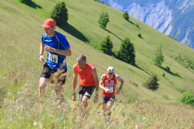 Rando trail – n°8 Red – Tour des Monts