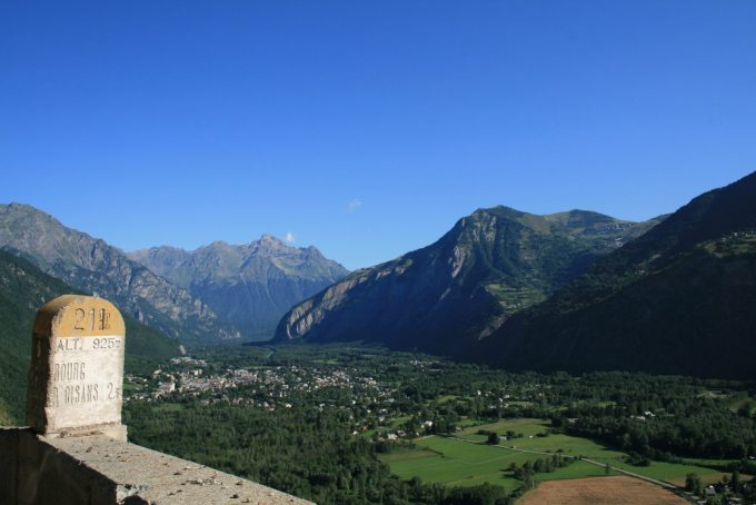 Plaine de Bourg d'Oisans