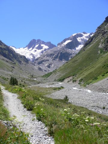 Sentier de la Pilatte