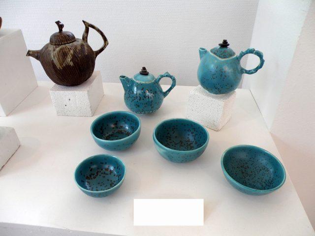 Les poteries de Julie