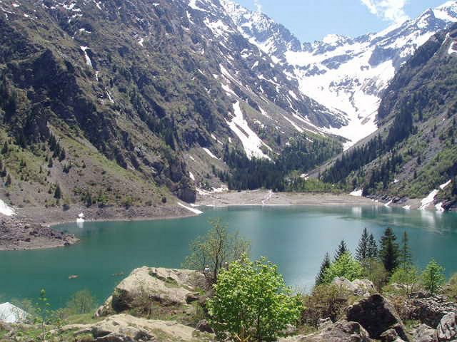 Le Lac Lauvitel