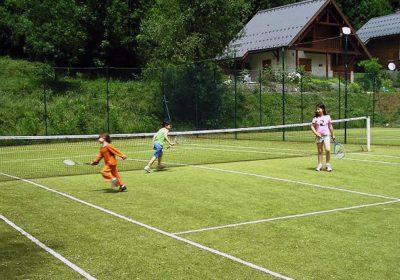 Tennis de Venosc