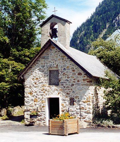 Chapelle de la Danchère