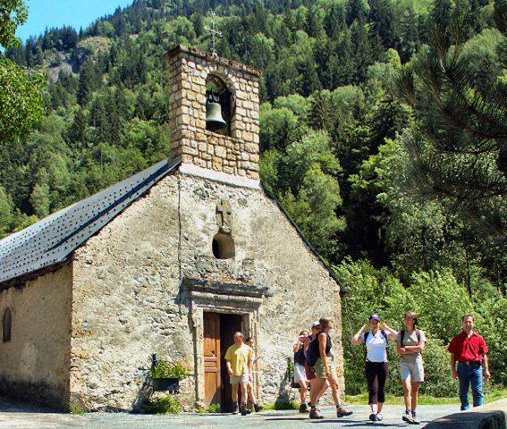 Chapelle de Bourg d'arud