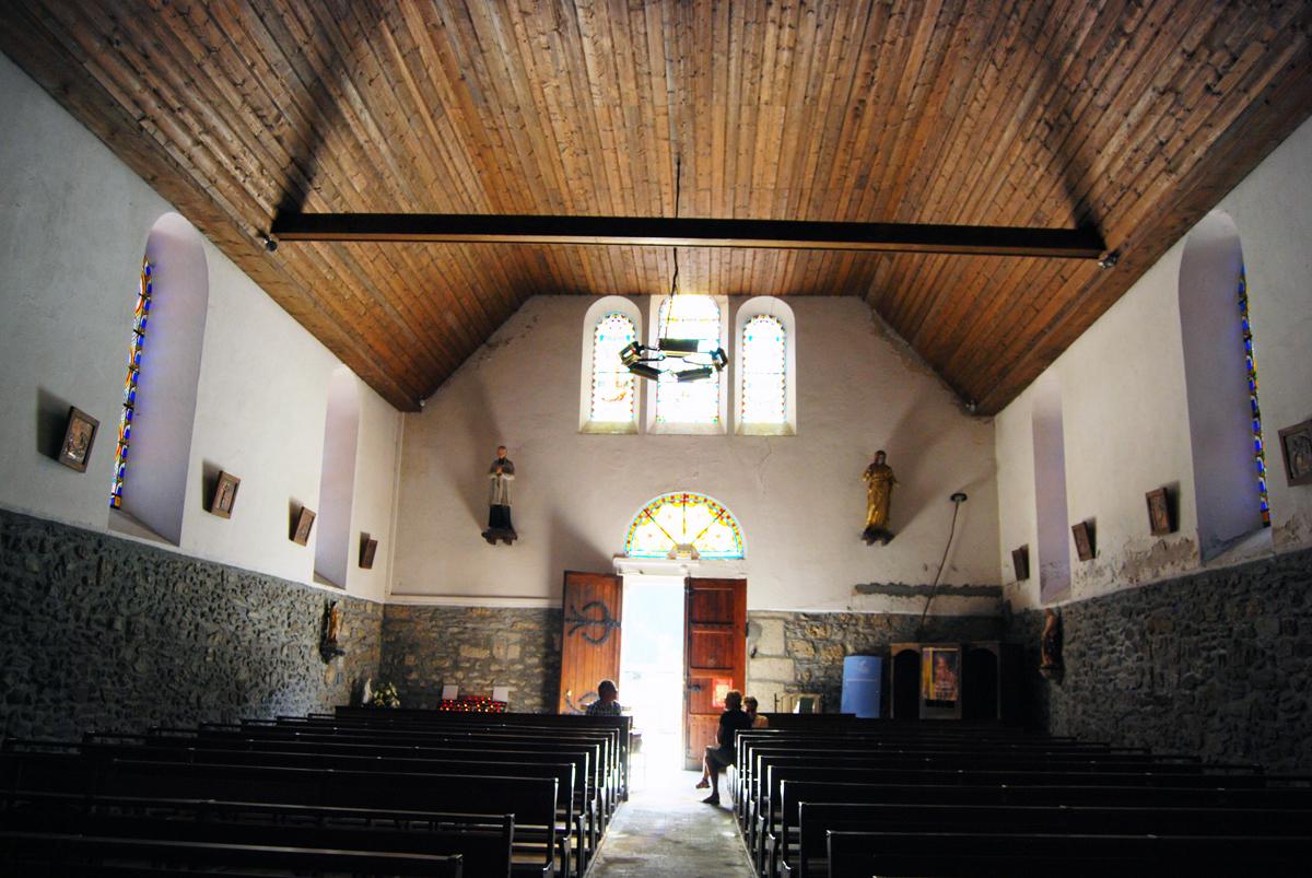 Eglise de  Venosc (2)