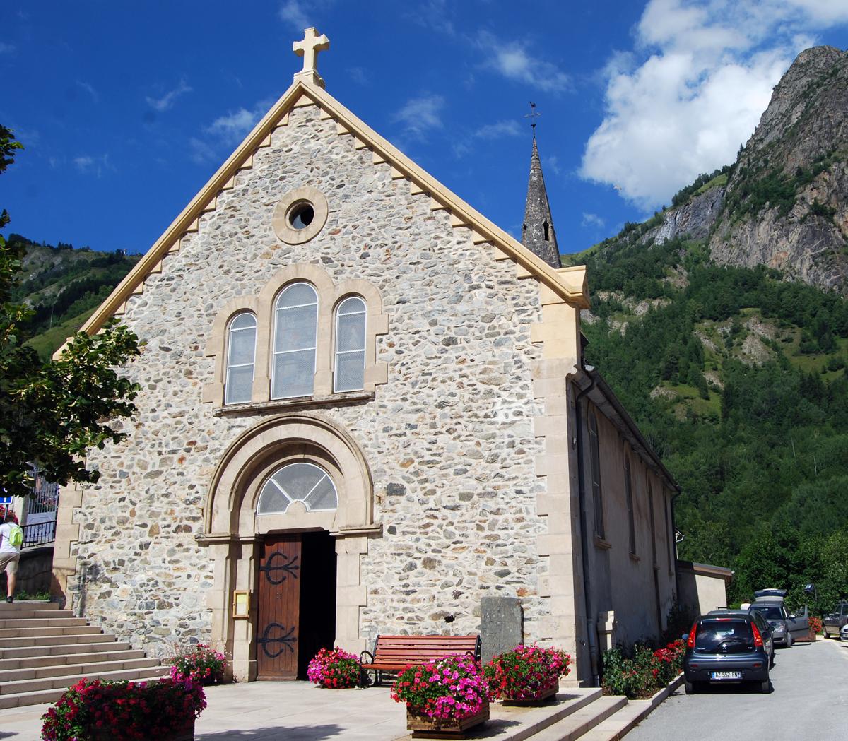 Eglise de  Venosc (3)