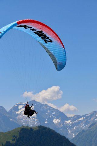 Parapente avec Alpe Vol Libre – EPF