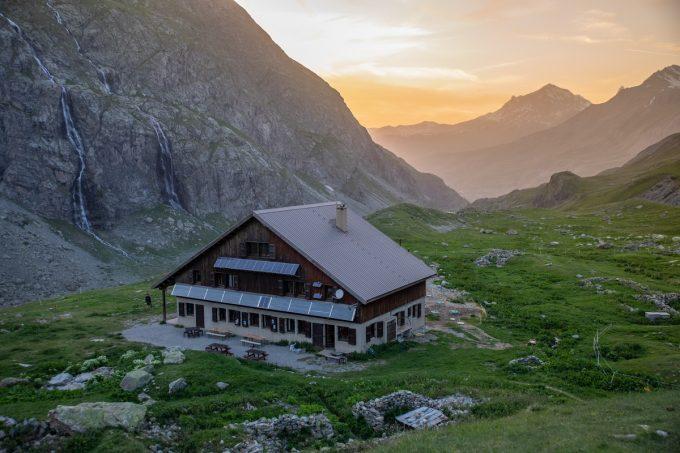 Refuge de l'alpe de Villar