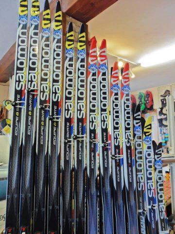 Parc à Ski de Nordique