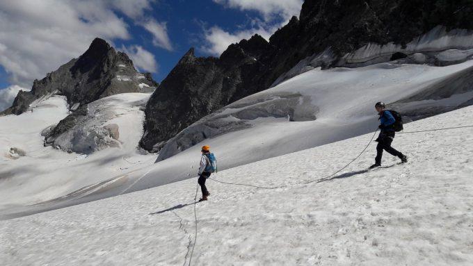 Randonnée glaciaire La Grave