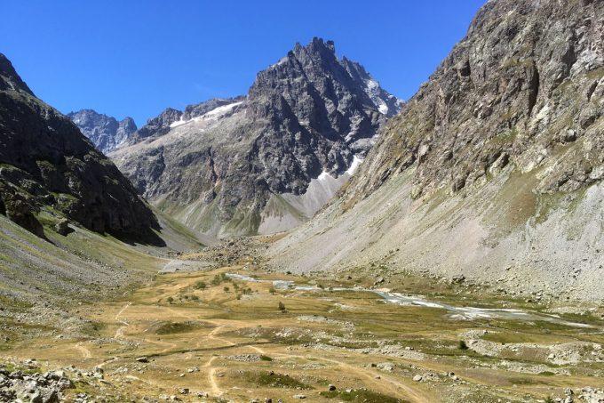Vue sur le plan de l'Alpe de Villar d'Arène