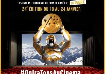 24e Festival International du Film de Comédie