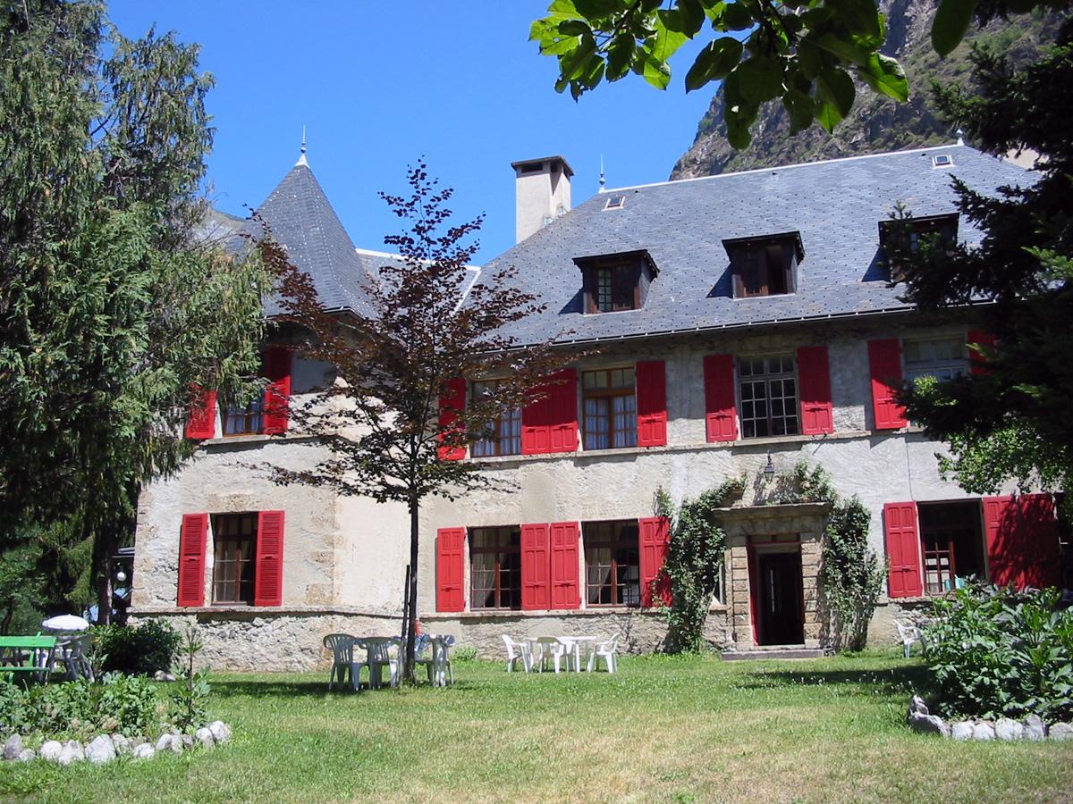 Hôtel Château de la Muzelle ** (1)