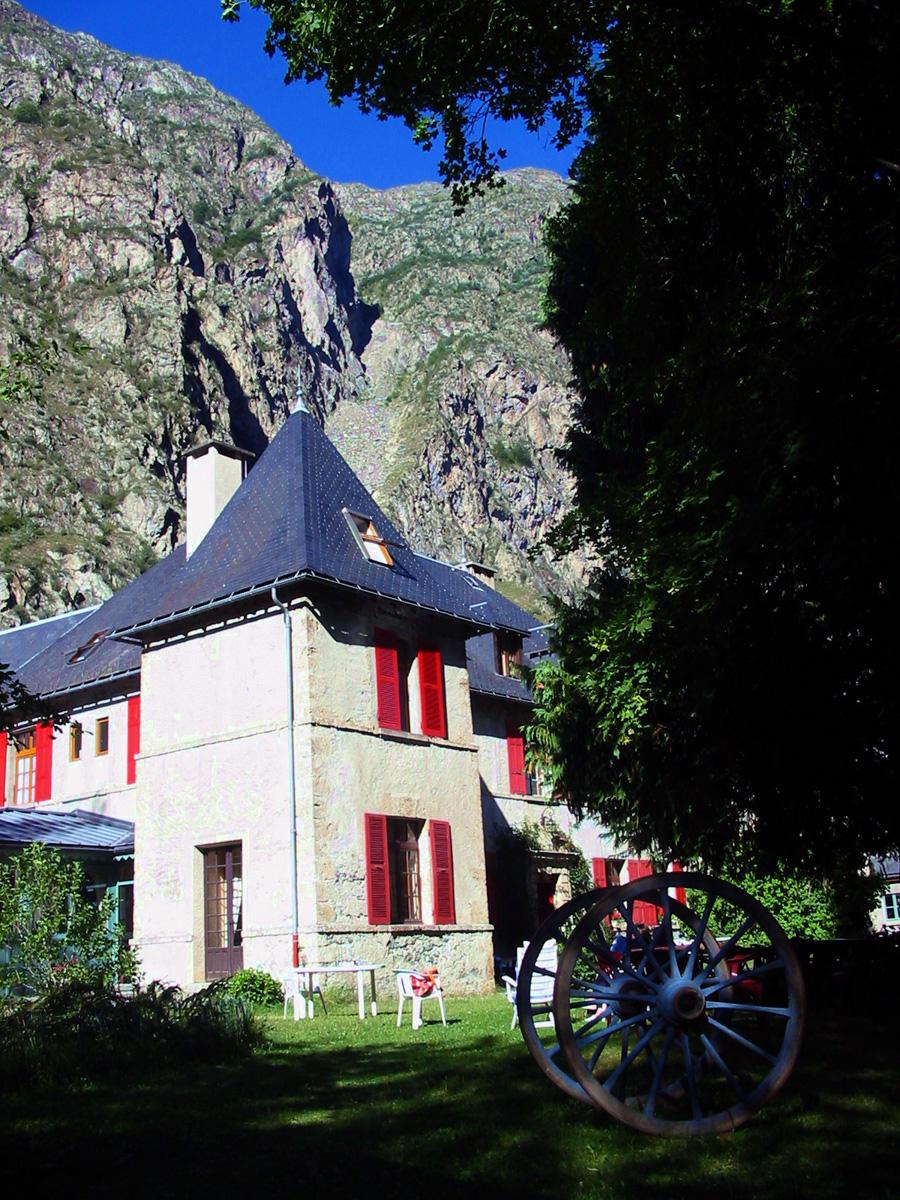 Hôtel Château de la Muzelle ** (2)