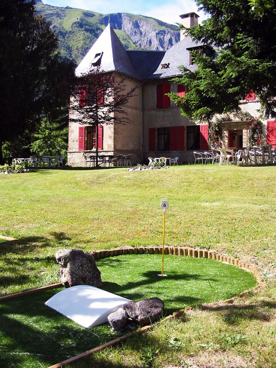 Hôtel Château de la Muzelle ** (3)