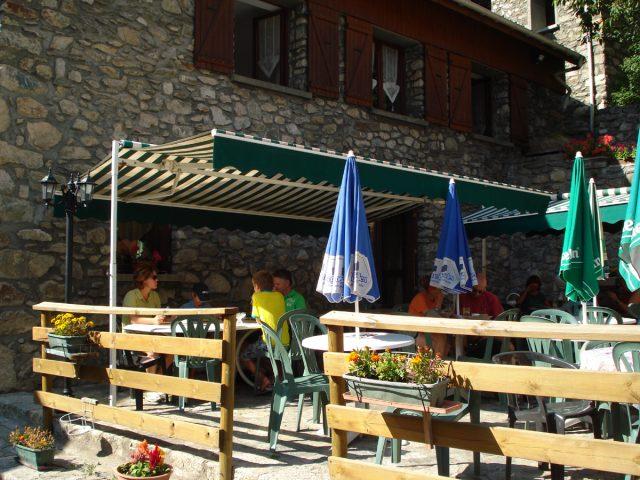Terrasse du Christolet