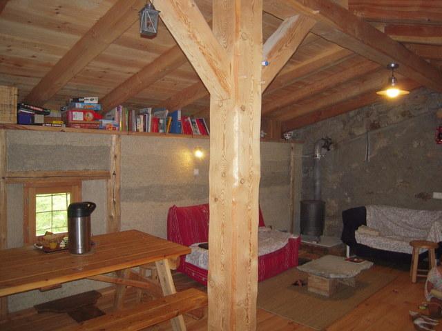 Une invitation à la détente au refuge la Chamoissière – Villar d'Arène- La Grave