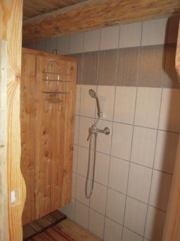 Salle d'eau du Refuge de la Chamoissière – Villar d'Arène – La Grave